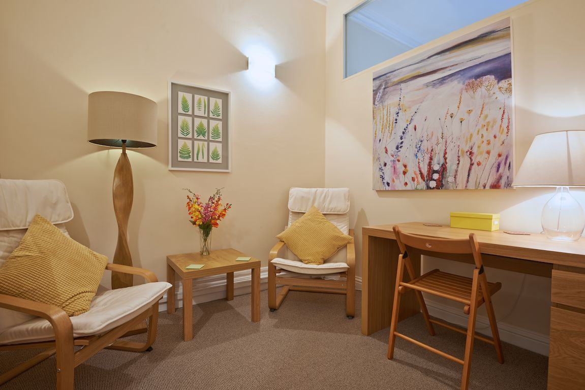 Therapy rooms to rent in london for The family room psychotherapy associates